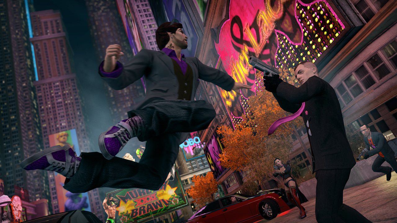 Saints Row 4 Wallpapers