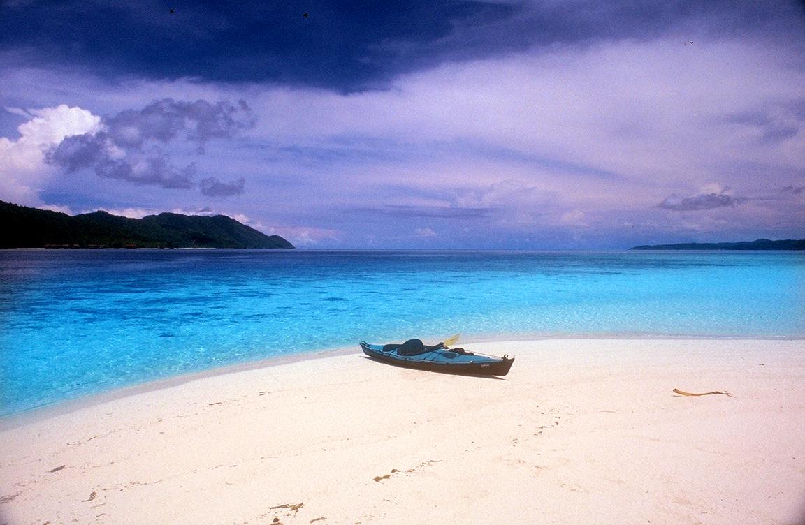 old blog reborn raja ampat islands indonesia