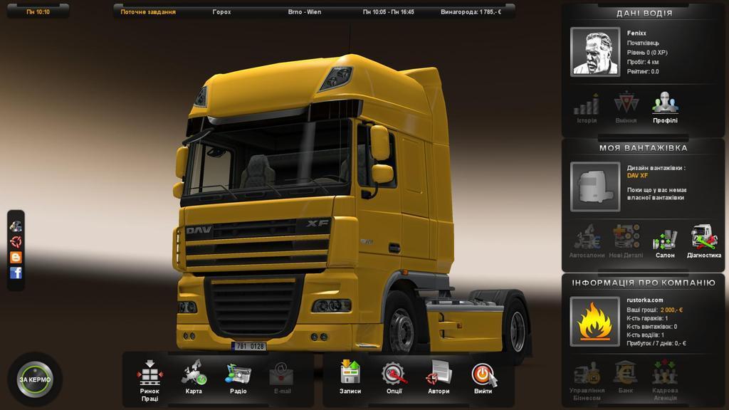 Euro Truck Simulator Incelemesi
