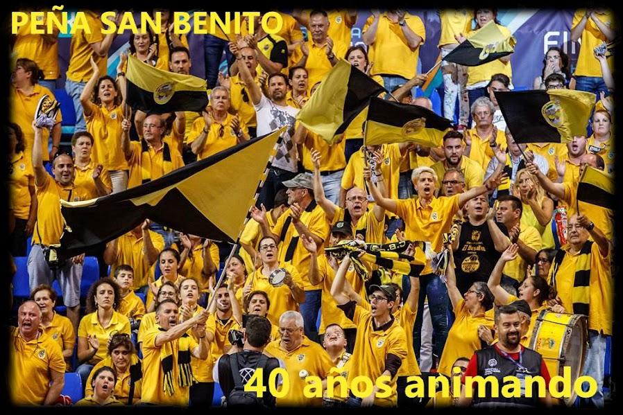 Peña San Benito