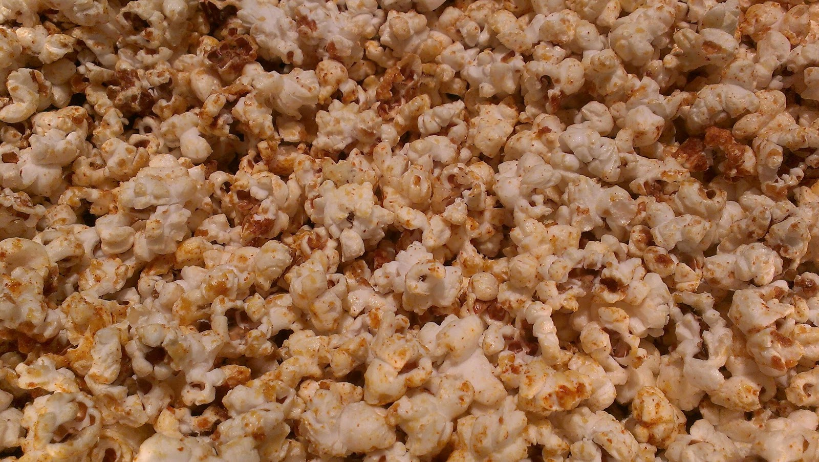 ... Health Inner Wealth: Chili Lime Popcorn - Vegan and Glutenfree