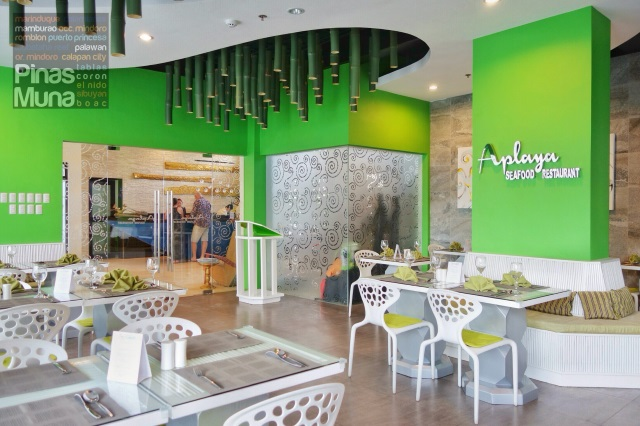 Aplaya Seafood Restaurant at One Manalo Place