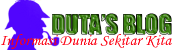 DUTA - DUNIA SEKITAR KITA