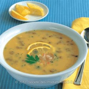 Light Lentil Soup With Minced Beef Recipe