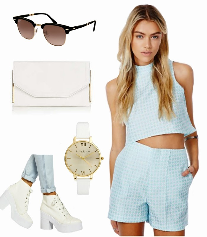 coordinates missguided ray-ban