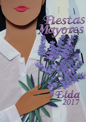 Cartel Fiestas Mayores 2017