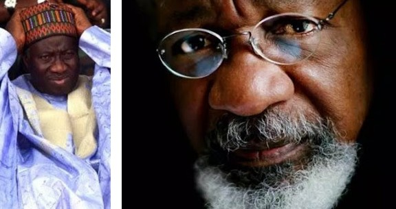 The Bad Guys would have Finished Nigeria if Jonathan had won – Prof. Soyinka
