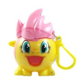 MLP Candy Container Fluttershy Figure by RadzWorld