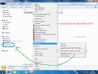 Cara Mount File Image Iso Menggunakan Power ISO picture 2