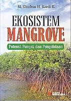 toko buku rahma: buku EKOSISTEM MANGROVE, pengarang ghufran, penerbit rineka cipta