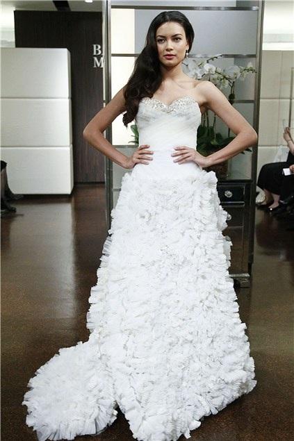 Badgley Mischka 2013 Wedding Dresses