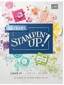 Stampin' Up! 2018/2019 Ideas Book and Catalogue
