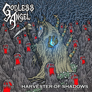 GODLESS ANGEL - Harvester of Shadows
