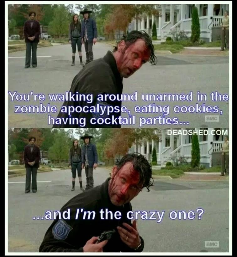 The Best Memes From The Walking Dead Season 5 part 1 #TheWalkingDead