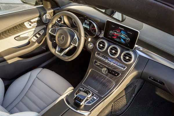 New 2015 Mercedes-Benz C-Class Wagon Concept