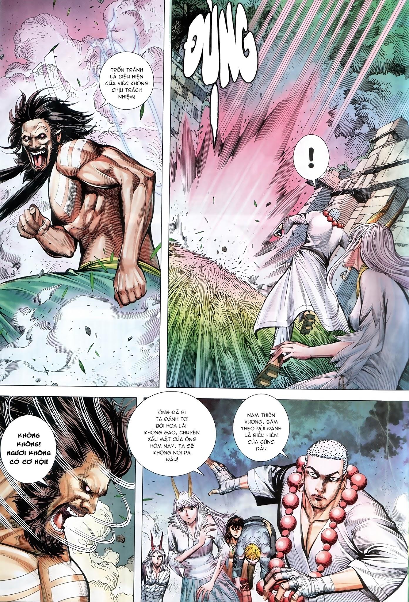 Tây Du chap 102 Trang 29 - Mangak.info
