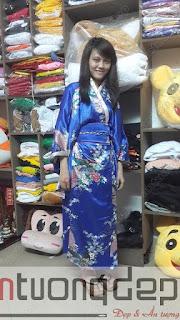 cho thuê kimono nữ nhật bản