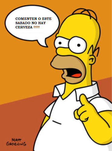 Deja un comentario Homero