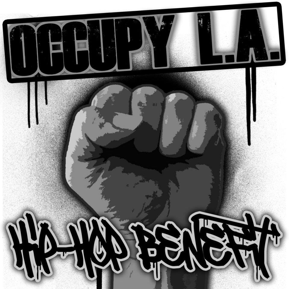 Occupy L.A. Hip Hop Benefit