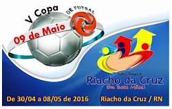 V Copa 09 de Maio de Futsal