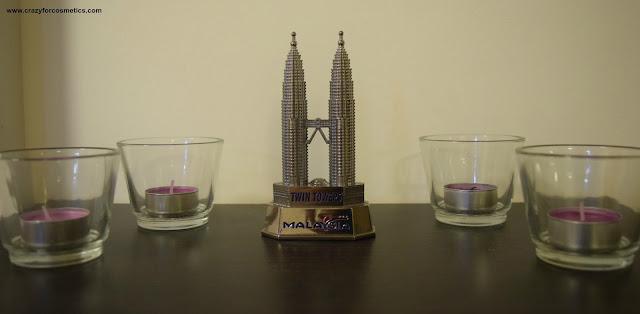 Petronas Tower Model