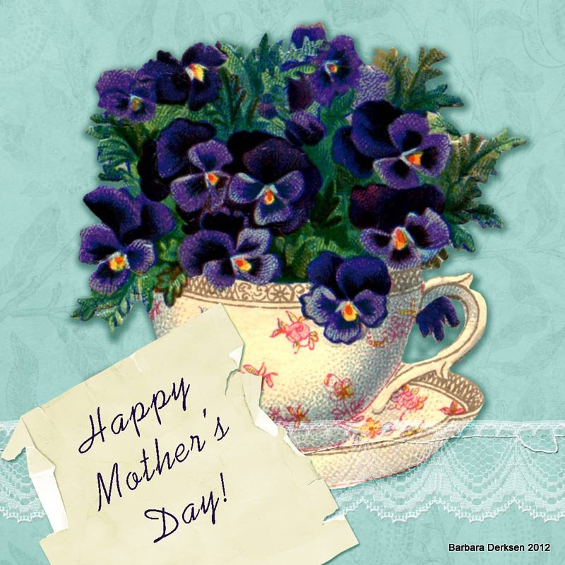 Indie lulu living beautiful greeting cards for your mom and other we are going to focus on the graphic design cards today because we just received barbaras line of mothers day greetings we have three different versions m4hsunfo