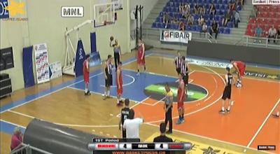 Πανιώνιος ΓΣΣ - ΠΑΟΚ (live). To video του αγώνα της 5ης αγωνιστικής του 42ου Πανελληνίου Πρωταθλήματος Παίδων  [basketpress.gr]