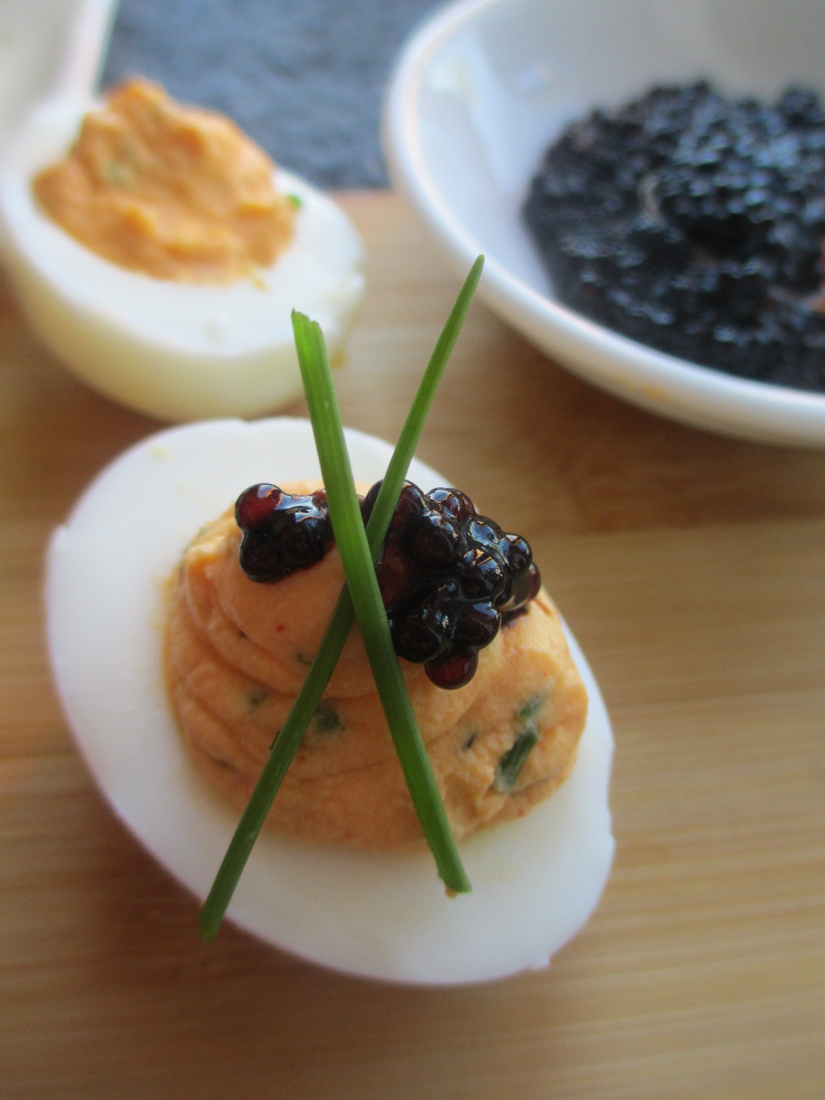 Devilish Eggs With Lime And Siracha Recipes — Dishmaps