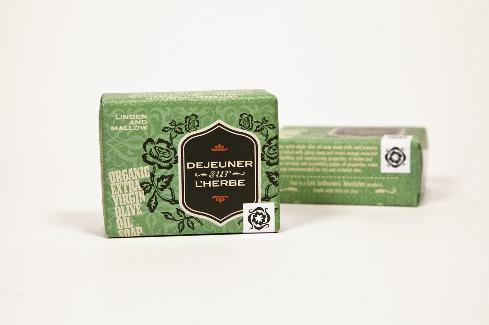Les Indiennes Soap Collection On Packaging Of The World