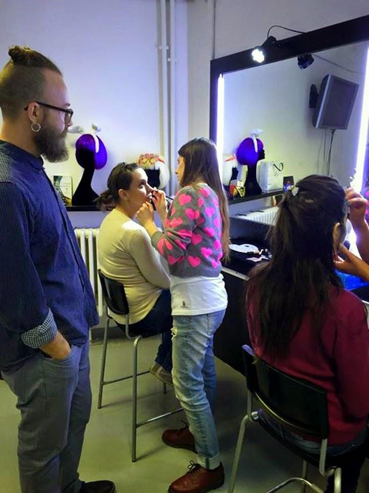 Pro Lab Makeup Academy scuola accademia di trucco e acconciatura a Milano Mara De Marco Carlo Concato Corso Trucco Milano Via Privata Cybo come diventare makeup artist