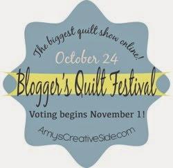 Blogger's Quilt Festival - Fall 2014