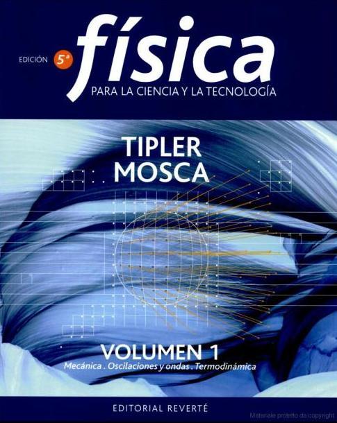 Fisica Tipler 5ta Edición Vol 1