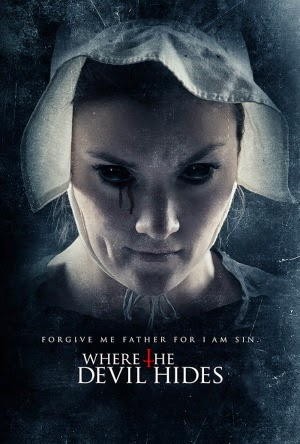 Poster Where the Devil Hides 2014