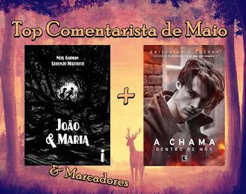 #Top Comentarista - Maio!