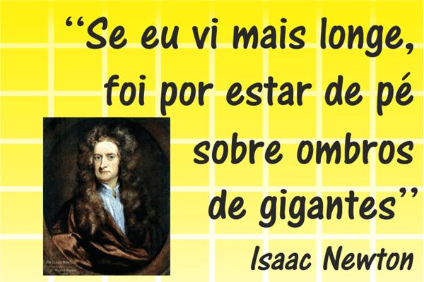 Conheça um pouco sobre o Binômio de Newton