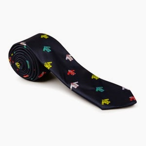 Jack Carlson Rowing Blazers Limited Edition Tie