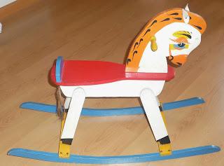... do Cavalo de baloiço
