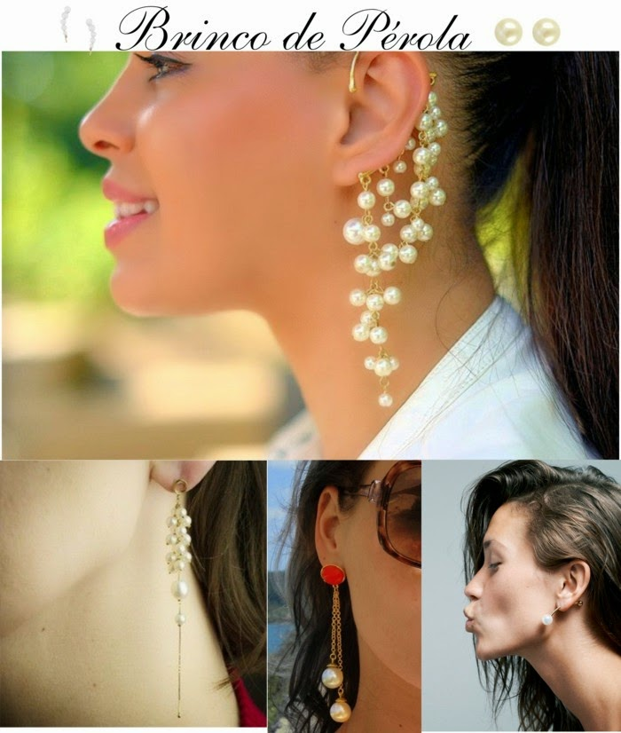 brincos de ouro-Brincos com Pérolas-Colar Com Pérolas-Anel com Pérolas-Pulseira Com Pérolas Perolas na moda- acessórios da moda-clássicos- onde comprar-moda-elegância-diy-bela biju-brincos grandes-BRINCO PÉROLA DIOR INSPIRED-bijoux brasil-brinco dior perola-mise en dior-cabelo cuto-cabelo rosa-fashionista