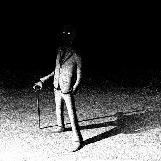 Brian Luong ilustrações surreais sombrias fantasia terror halloween