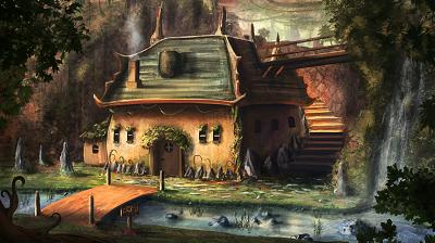 Mơ thấy ở trong nhà lạ & mưa ướt cả lầu