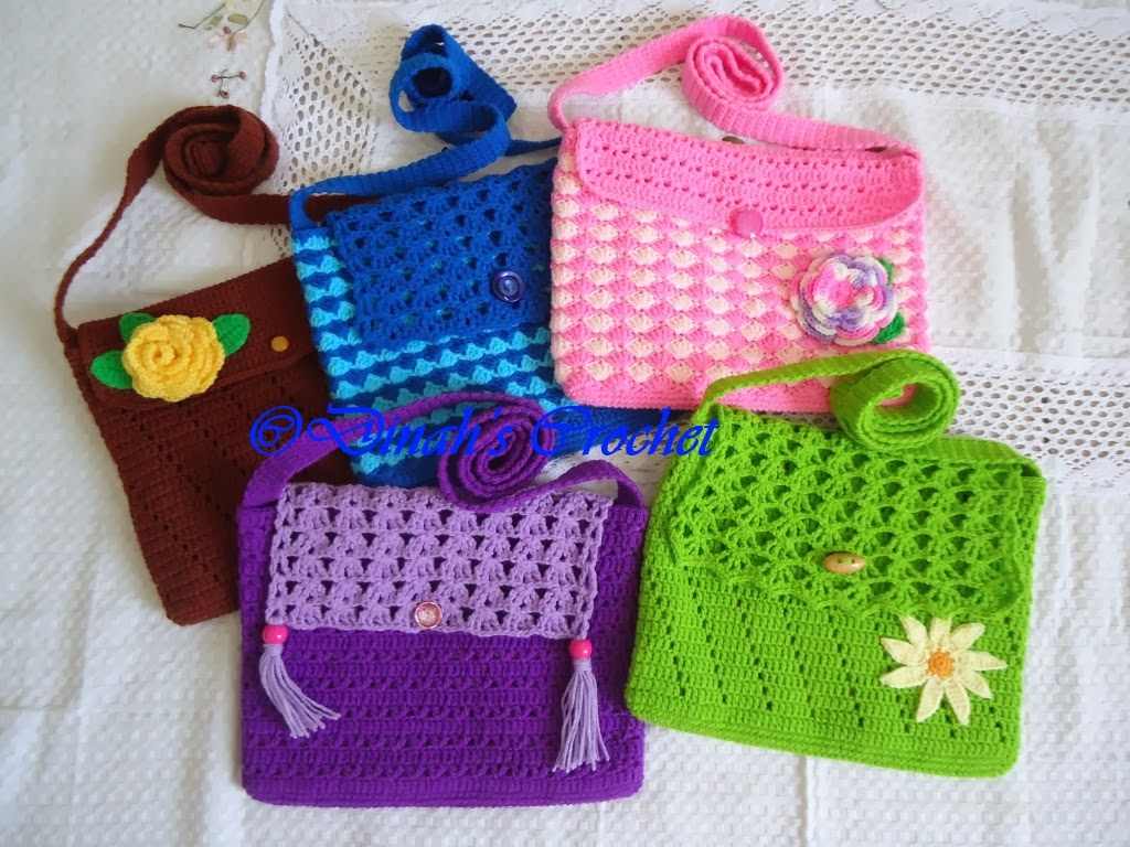 Crochet Sling Bag Pattern : Sling bag ?