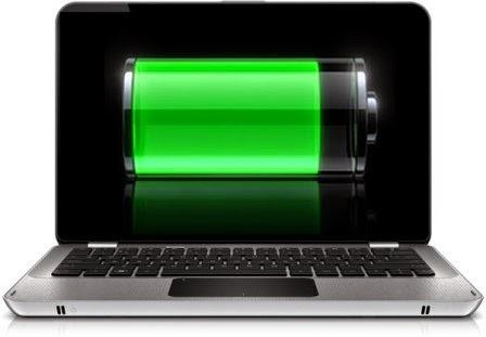 Tips Windows Cara mengecek kondisi energi kapasitas baterai Laptop Notebook