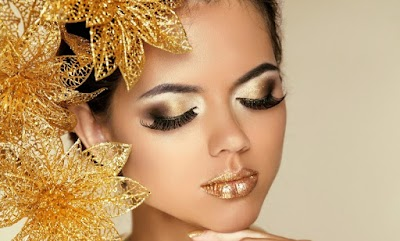 Idea For Christmas Eye Makeup