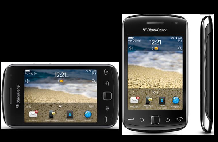 Blackberry Curve 9380 Orlando Spesifikasi