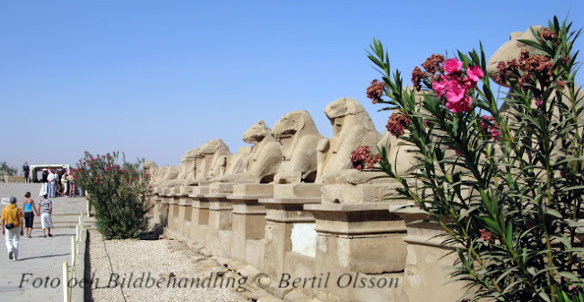 Karnaks tempel Luxor
