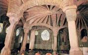 L'església de la Colònia Güell, acabada (video 324)