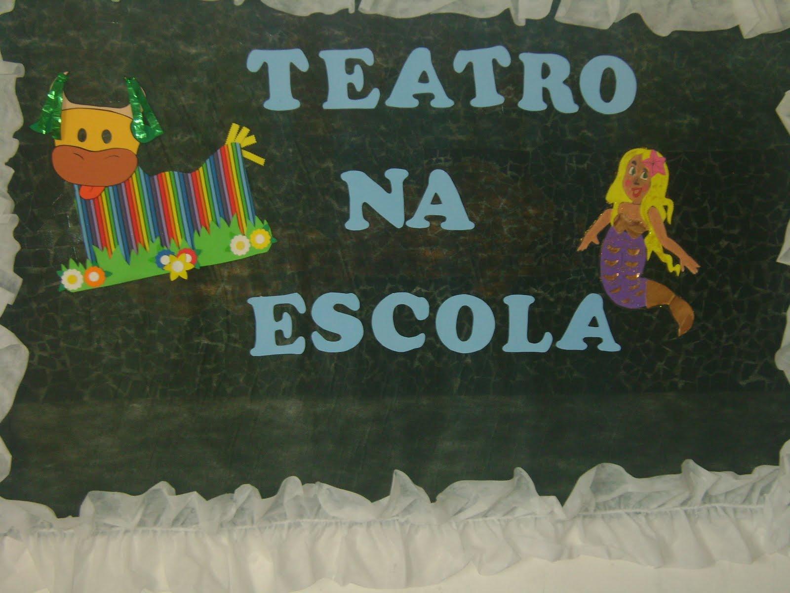 Asas de Papel  Como fazer uma peça de teatro na escola  32b4261390168