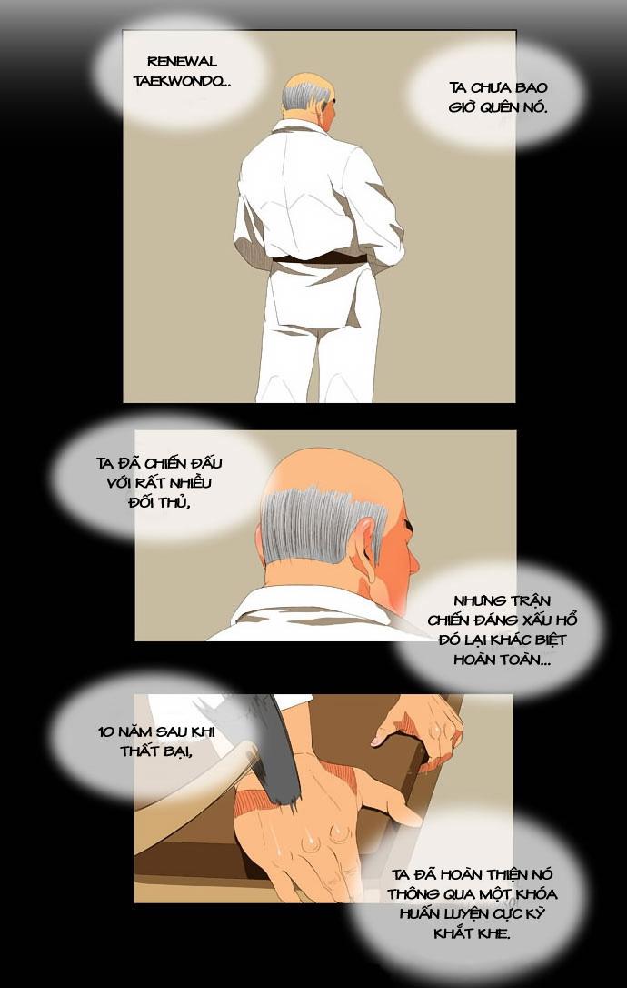 Chúa tể học đường chap 32 - Trang 10