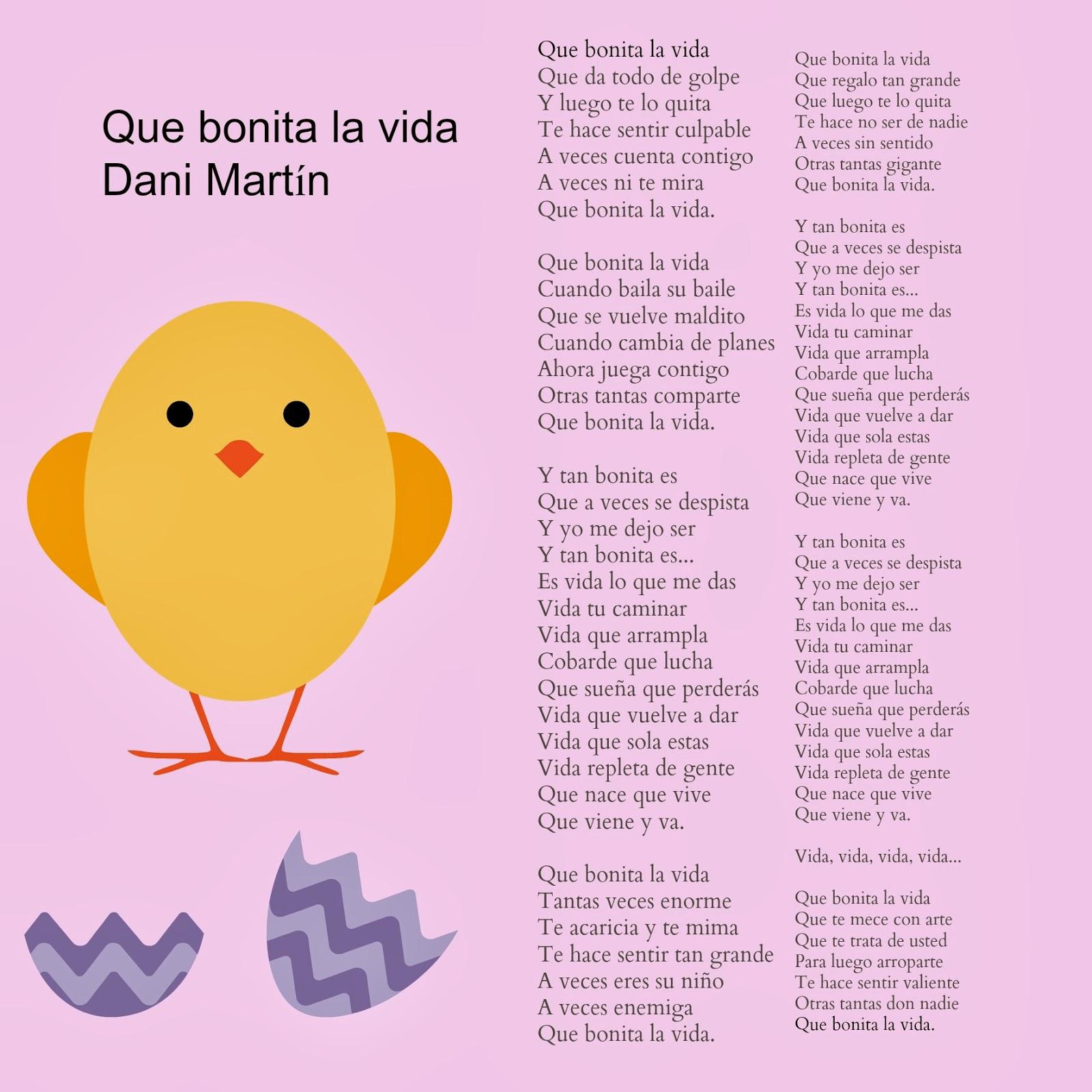 letra de las canciones de diego martin:
