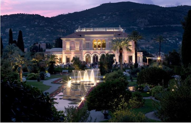Villa Ephrussi De Rothschild Pumpkin Sauce